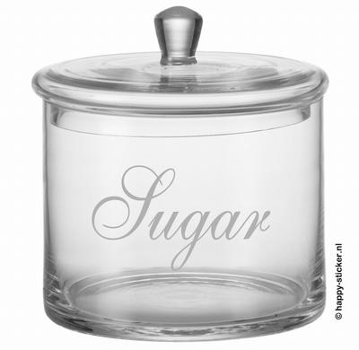 Glassticker Sugar