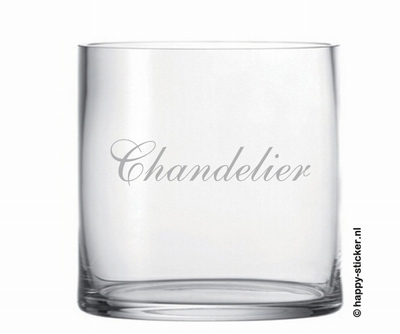Glassticker Chandelier