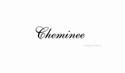 Cheminee  ca H5 x B23 cm