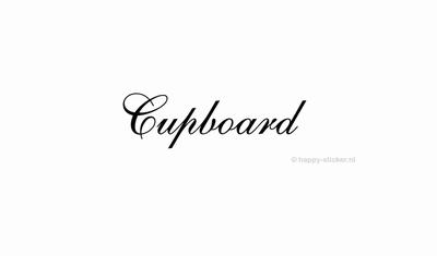 Cupboard  ca H5 x B24 cm