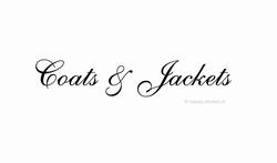 Coats & Jackets ca H5 x B41 cm