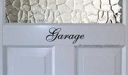 Garage ca. 5 cm x 17 cm