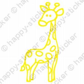 KidsART Giraf Verschillende maten