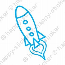 KidsART Raket Verschillende maten