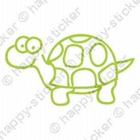KidsART Schildpad Verschillende maten