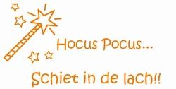 Hocus, Pocus....